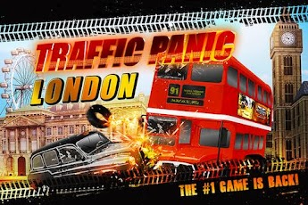 screenshot of Traffic Panic London