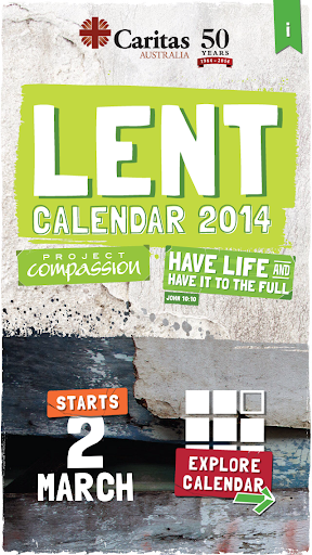 Project Compassion 2014