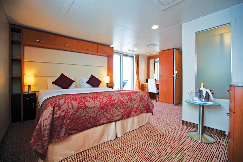 You'll cruise in style in a generously sized suite aboard Celebrity Xpedition.