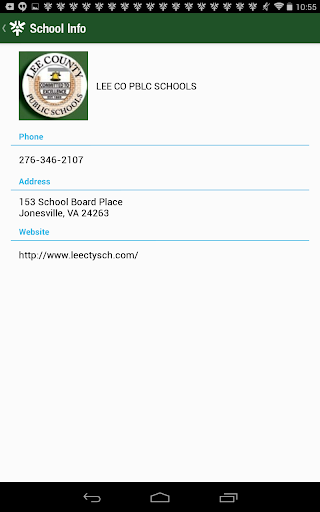 Lee County Public Schools LCPS