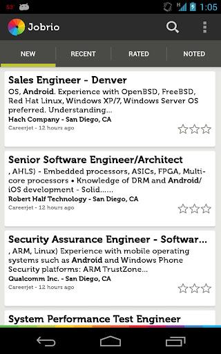 Jobrio Job Search