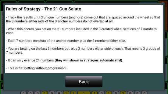 Smart Roulette Tracker - screenshot thumbnail