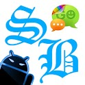 GOSMS SteelBlue Theme - Free icon