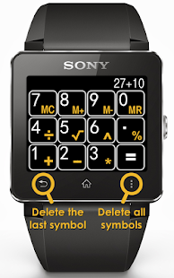Calculator SmartWatch