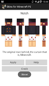 Skins for Minecraft PE v4.6