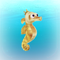 Sleep as Seahorse icon