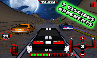 Screenshot of Street Drag 3D : Racing cars