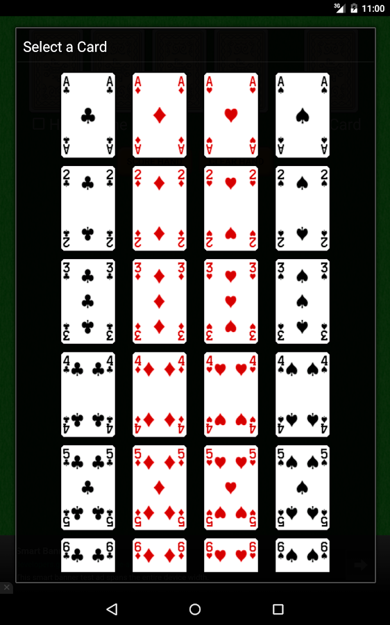 Cribbage Hand Scorer- screenshot