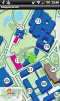 Screenshot of CampusDroidUCD