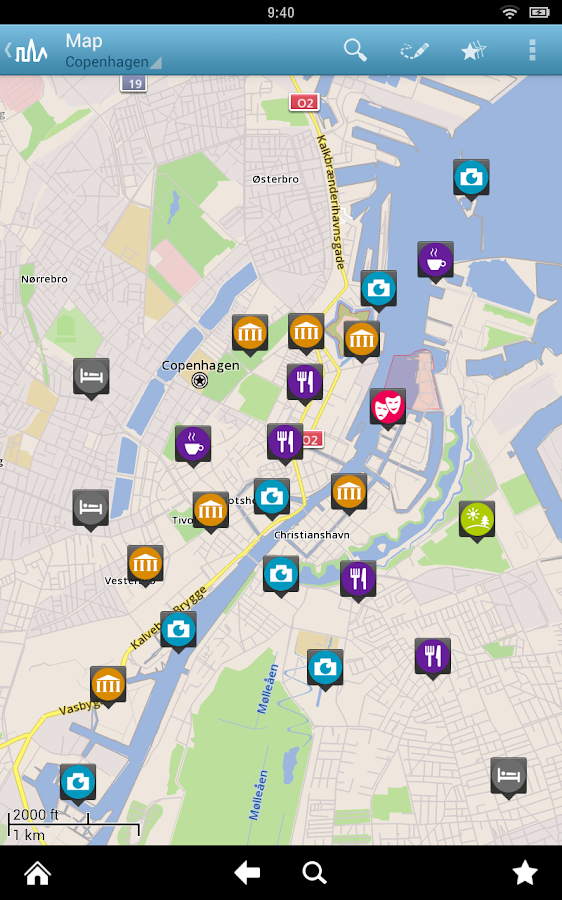 Copenhagen travel guide android apps on google play copenhagen travel guide screenshot gumiabroncs Choice Image