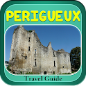 Perigueux Offline Map Guide icon