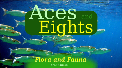 Aces and Eights: Flora Fauna