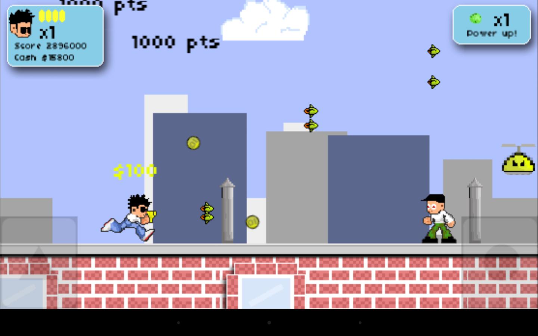 RK Runner - screenshot