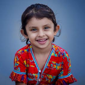 Child Portrait by Zeeshan Khan - Babies & Children Child Portraits (  )