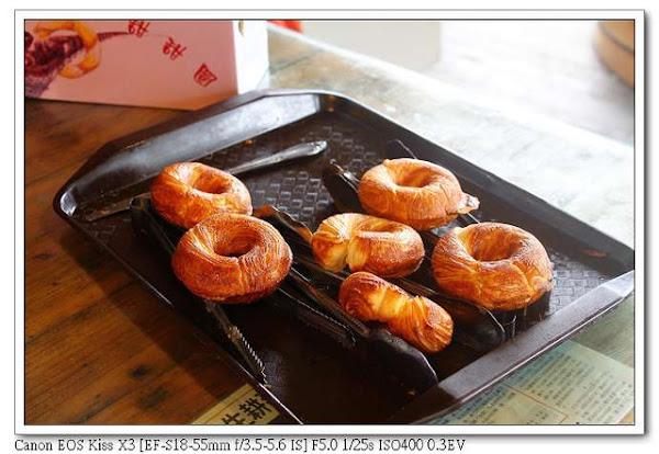 百年檜木甜甜圈