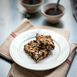 No-Bake Granola Bars.