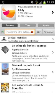 MobiLitté - screenshot thumbnail