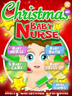 Baby Nurse Christmas Kids Care 教育 App-愛順發玩APP