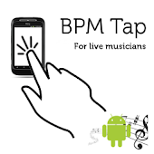 BPM Tap Live for musicians.