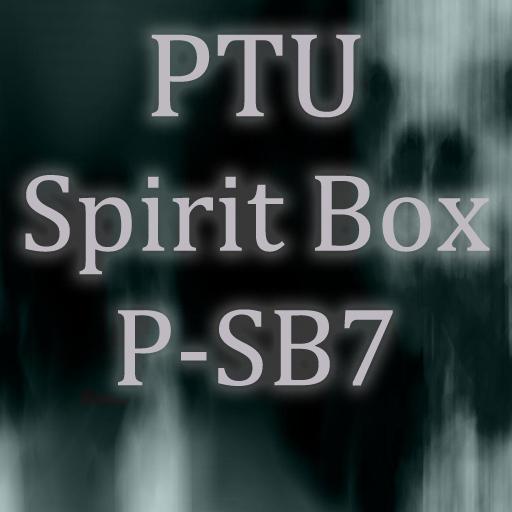 PTU Spirit Box P-SB7