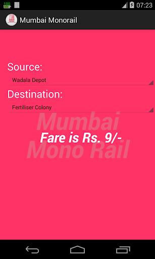 Mumbai Metro Monorail
