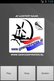 Gewoonpiraten.nl- screenshot thumbnail
