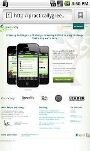 Opportunity Green 2011 - screenshot thumbnail