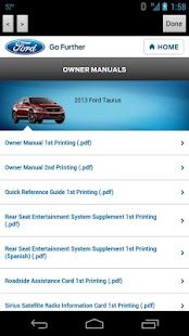 Toothman Ford App - screenshot thumbnail