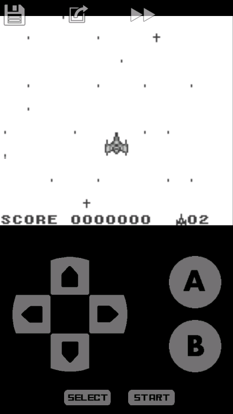 John GBC Lite - GBC emulator- screenshot