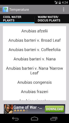 Aqua Plants
