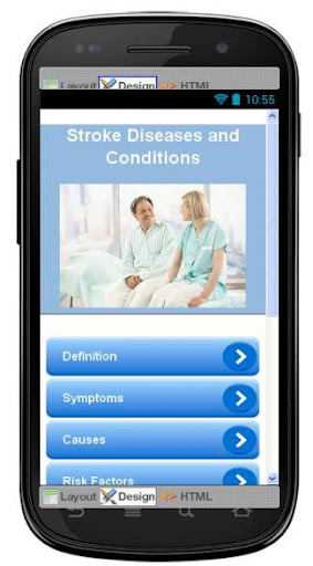 Stroke Disease Symptoms