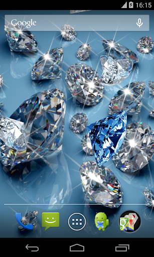 Diamond Live Wallpaper