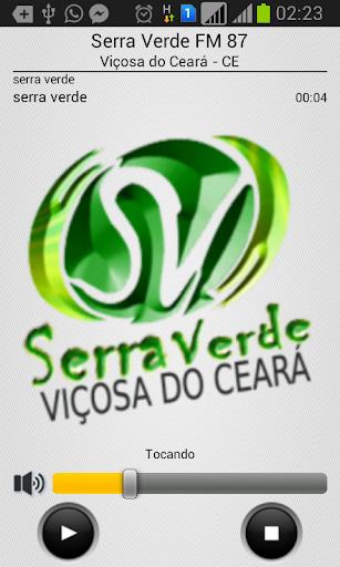 Serra Verde FM 87