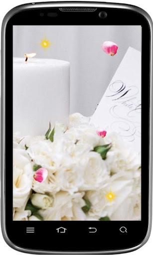 【免費個人化App】Wedding Story live wallpaper-APP點子