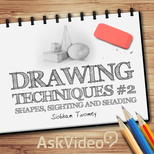 Drawing Techniques 102 LOGO-APP點子