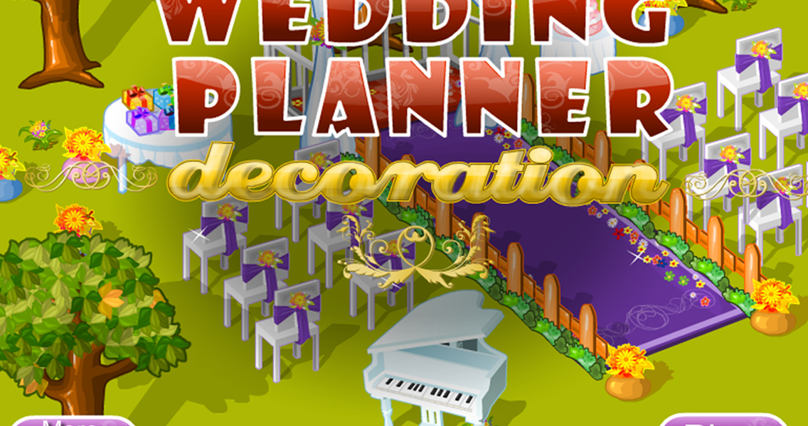 wedding planner decoration screenshot