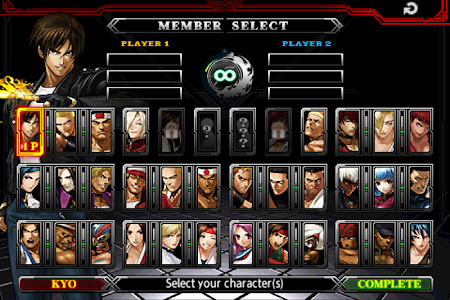 THE KING OF FIGHTERS-A 2012(F) 1.0.4 screenshot 14327