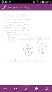 Writelive- screenshot thumbnail