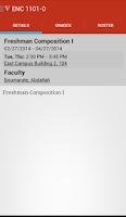 Screenshot of Valencia College