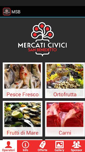 Mercato San Benedetto Cagliari