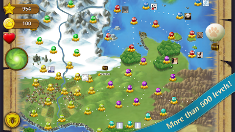 Bubble Witch Saga Screenshot 3