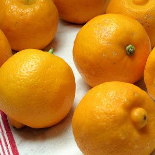 Bergamot Marmalade.