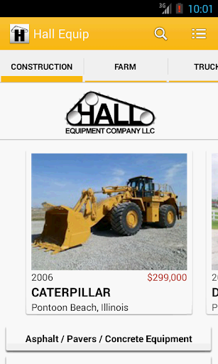 Hall Equipment Company LLC