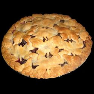 Fresh Blueberry Pie IV