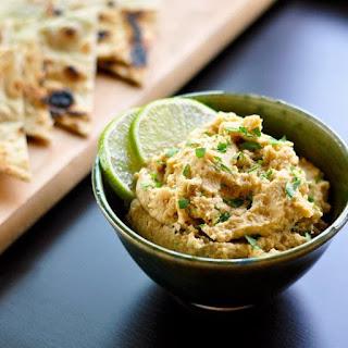 Roasted Jalapeño & Lime Hummus