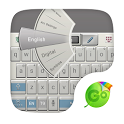 Old Keys E611 Keyboard Theme icon