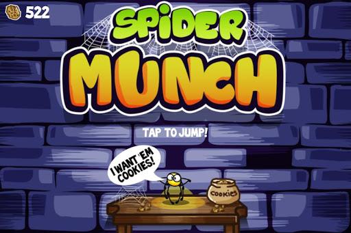 Spider Munch