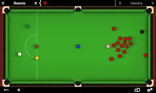 Total Snooker - screenshot thumbnail