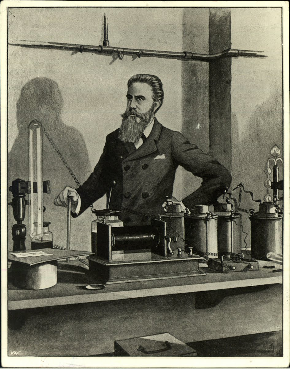 an analysis of the topic of the radiation therapy and the role of wilhelm conrad roentgen Radiation safety equipment & materials x-ray generators history of radiography x-rays were discovered in 1895 by wilhelm conrad roentgen.