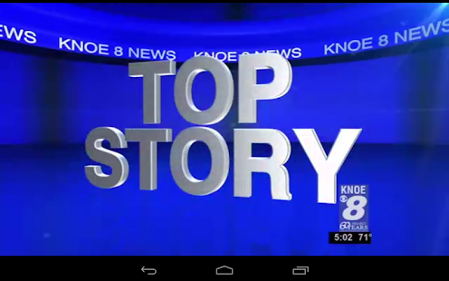 KNOE 8 LIVE - screenshot thumbnail